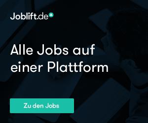 Jobsuche mit Joblift