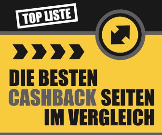 Die besten Cashback Portale